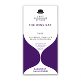 The Wine Bars Cabernet Sauvignon dark chocolade 100 gram