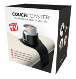 Couch Coaster black