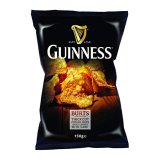 Guinness Chips Original 150 gram