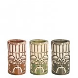 Tiki shotglas 3 pack Shot glass