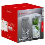Perfect Serve Longdrink glass 4-pack