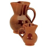 Sangria Carafe in terracotta