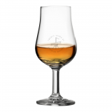 Mackmyra whisky glass 20 år jubileum