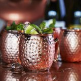 Moscow Mule Copper Mug Hammered 45 cl