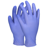 Protective gloves Nitrile powder-free black 200 pcs