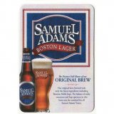 Coasters Samuel Adams 6-pack