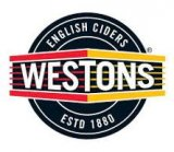 Westons cider glass 50 cl