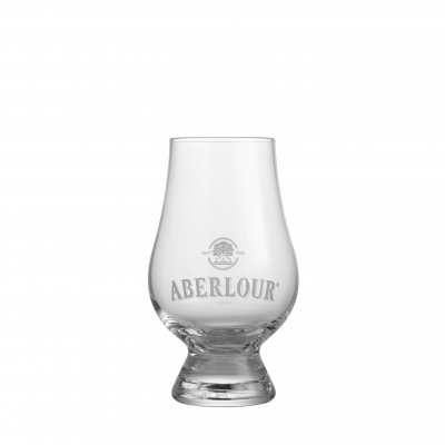 Aberlour whisky glass Glencairn