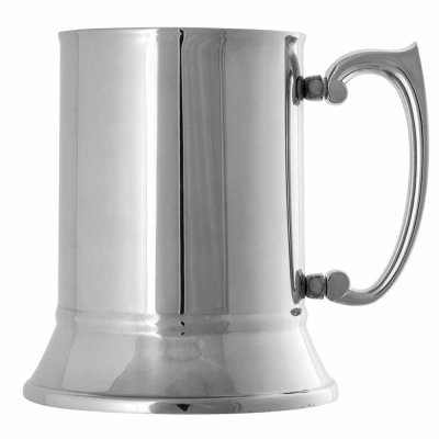 Tankard stainless steel 45 cl