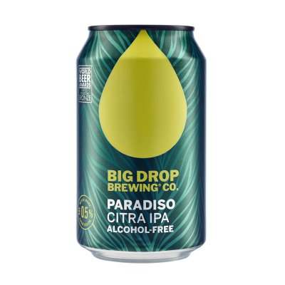 Big Drop alkoholfri Citra IPA 33 cl