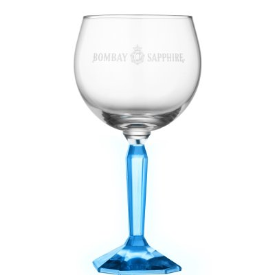 Bombay Sapphire Ginglas gin & tonic glas