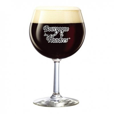 Bourgogne des Flandres Beer Glass