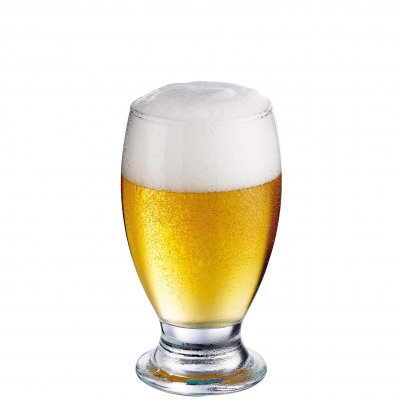 Brussels beer glass 35 cl