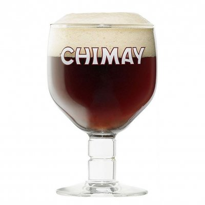 Chimay trappist beer glass Magnum XL