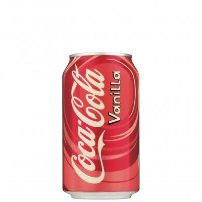 Coca Cola Vanilla 355 ml 35,5 cl can burk