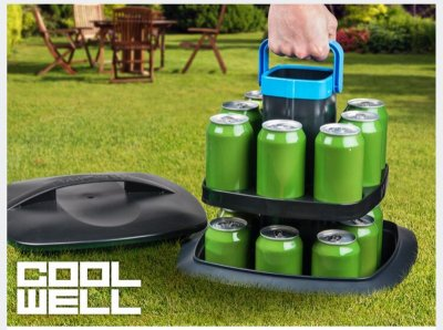 Cool-Well beer cooler