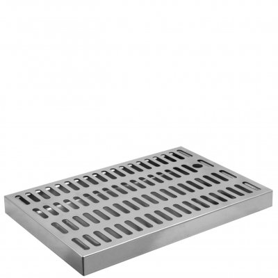 Drip tray stainless