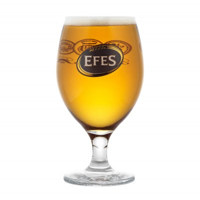 Efes beer glass 30 cl