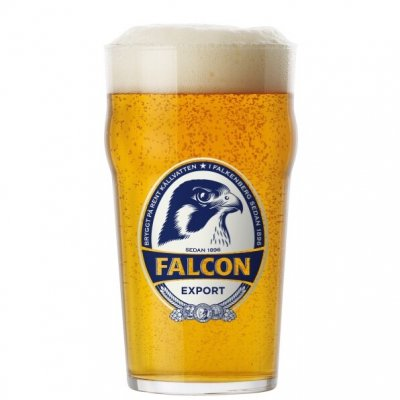 Falcon beer glass retro 40 cl