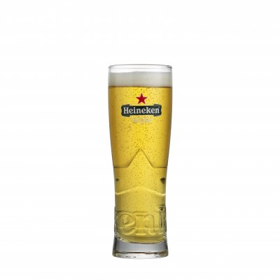 Heineken beer glass 25 cl
