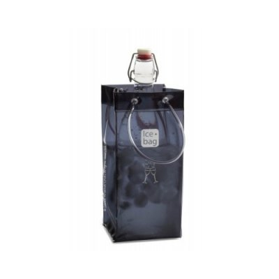 Ice Bag bottle cooler smokey grey
