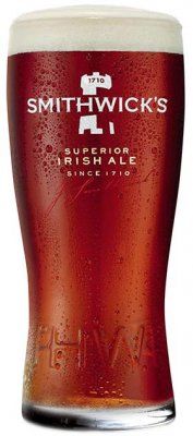 Smithwicks beer glass 50 cl