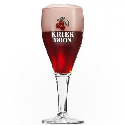 Boon Kriek Ölglas Lambic Glass 20 cl