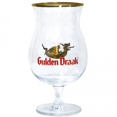 Gulden Draak Ölglas Beer Glass