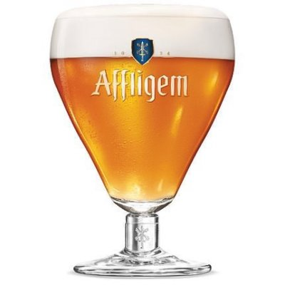 Affligem ölglas Beer glass