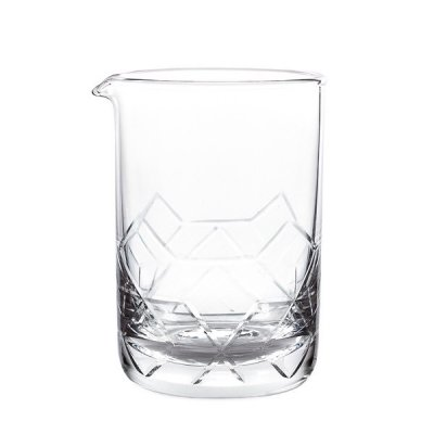 Cocktail Kingdom Mixing glass rörglas