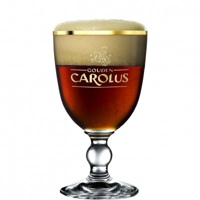 Gouden Carolus Ölglas Beer Glass 33 cl
