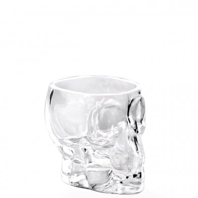 Tiki Skull Shot glass, 9 cl shotglas
