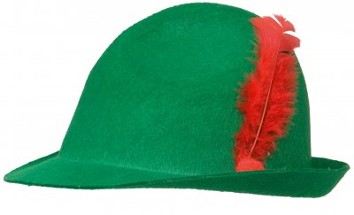 Tyroler Hat green