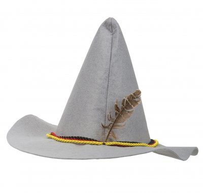 Tyroler Hat grey