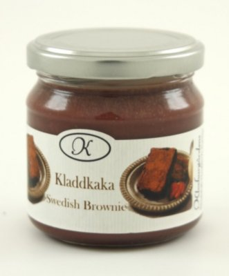 Scented Candle Swedish Brownie