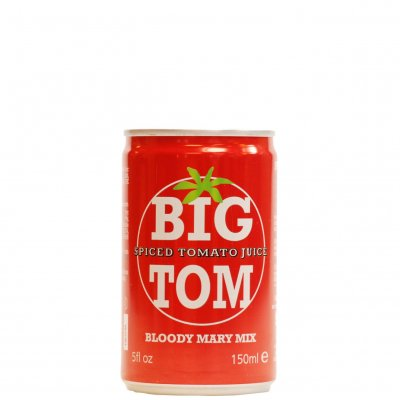 Big Tom tomatjuice Bloody Mary mix 150 ml