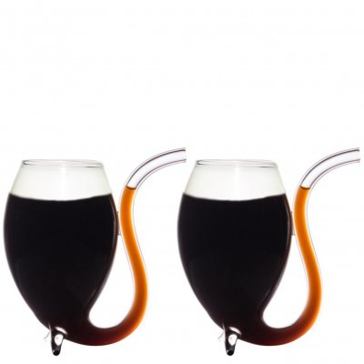 Vinology Irish Coffee Sippers 2-pack