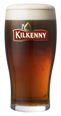 Kilkenny beer glass pint