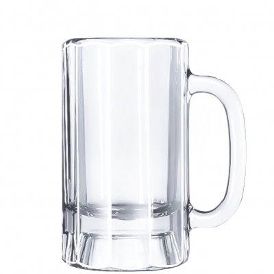 Libbey Paneled Mug ølkrus 355 ml