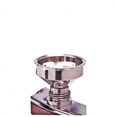 Refill funnel for hip flask