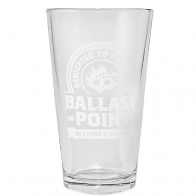 Ballast Point Beer glas ölglas