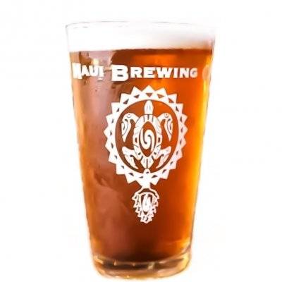 Maui Brewing Beer Glass 45 cl
