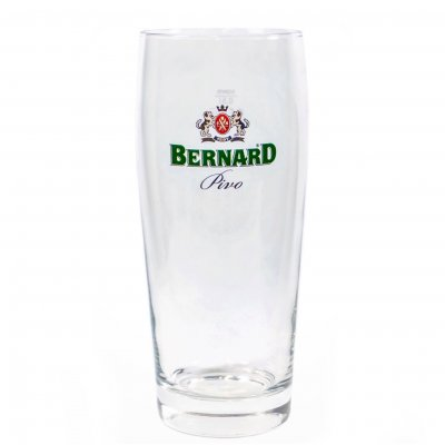 Bernard Pivo ölglas Beer glass 50 cl