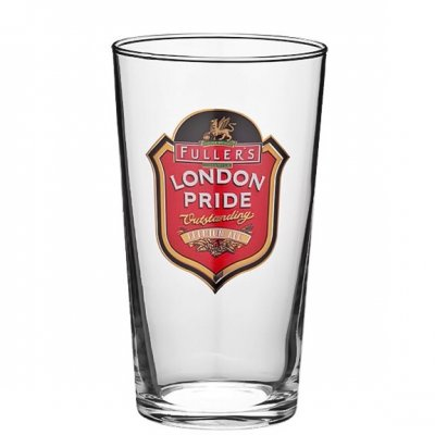 Fullers London Pride ølglas 50 cl