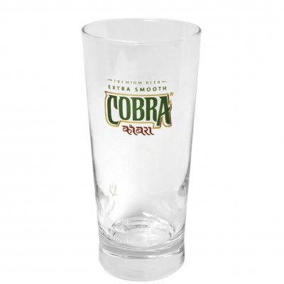 Cobra Extra Smooth ölglas