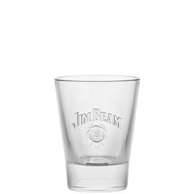 Jim Beam whiskeyglas tumbler