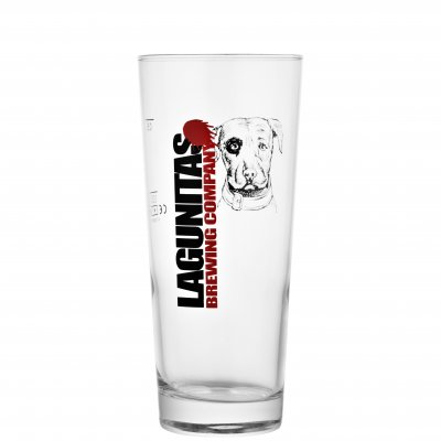 Lagunitas beer glass 50 cl