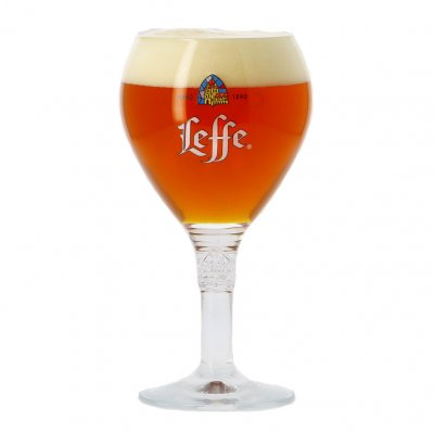 Leffe beer glass 33 cl