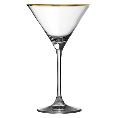 Cocktailglas gold 21 cl