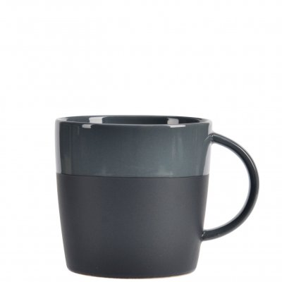 Mowco coffee cup dark gray
